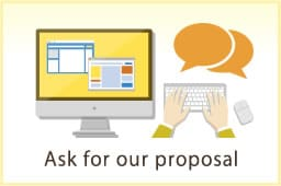 Ask for our proposal